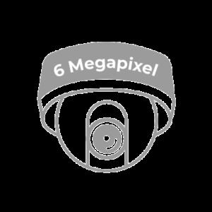 6 Megapixel Cameras