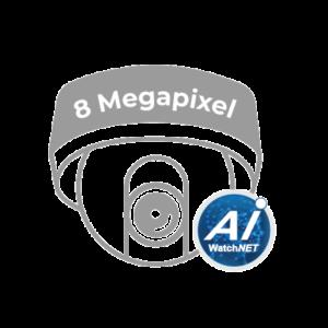 8MP AI Cameras